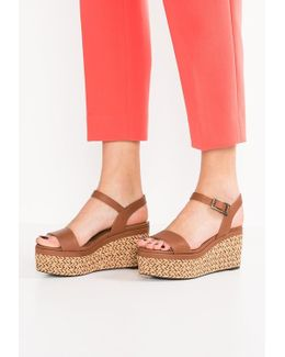 Cassidy Wedge Sandals