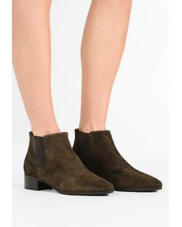 Fedorah Ankle Boots