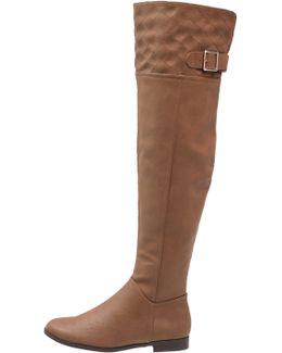 Barghe Over-the-knee Boots