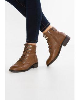 Aciralla Lace-up Boots