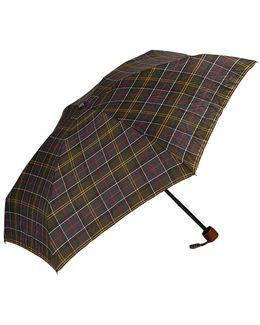 Tartan Handbag Umbrella
