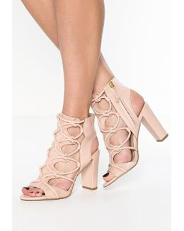 Fay High Heeled Sandals