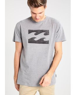 Ghosted Core Fit Print T-shirt