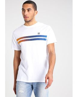 Spinner Tailored Fit Print T-shirt