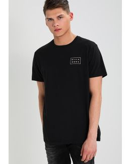 Die Cut Core Fit Print T-shirt