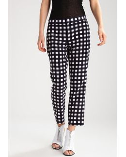Avery Gingham Trousers