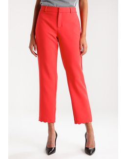 Avery Scallop Trousers