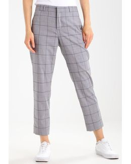 Avery Windowpane Trousers