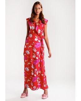Rebecca Floral Maxi Dress