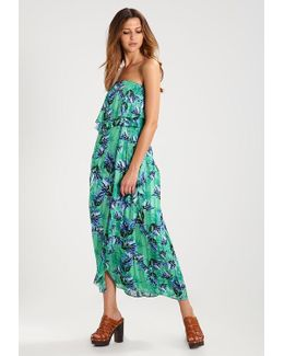 Gina Wildflower Maxi Dress