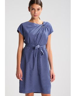 Knot Shoulder Melissa Geo Summer Dress
