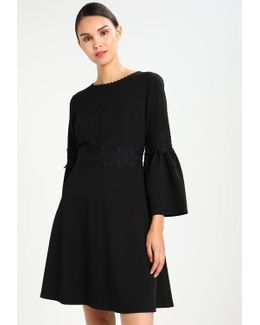 Bell Sleeve Cocktail Dress / Party Dress
