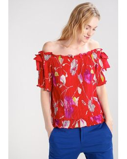 Rebecca Floral Blouse