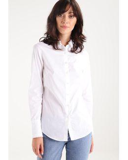 Riley Pleated Collar Shirt