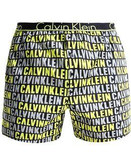 Skinny Jean Boxer Shorts