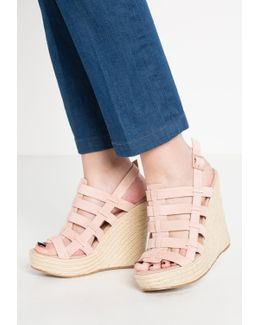 Dance Party Wedge Sandals