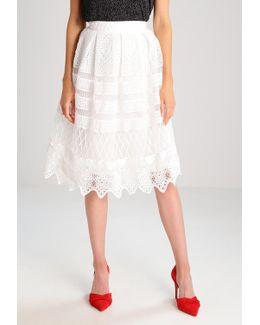 Vasileia Pleated Skirt