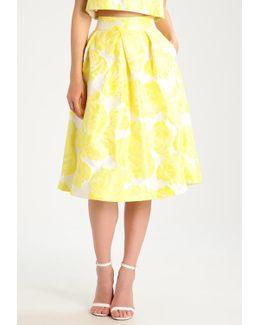 Mackenzie Pleated Skirt