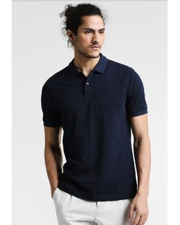 Pete Fitted Polo Shirt