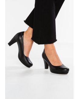Chorus Carol Platform Heels