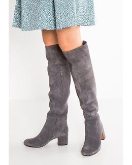 Barley Ray Over-the-knee Boots