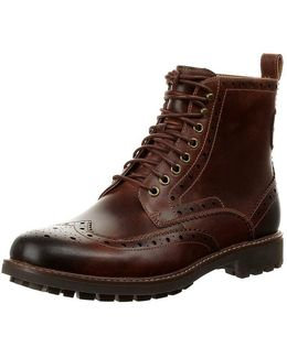 Montacute Lord Lace-up Boots