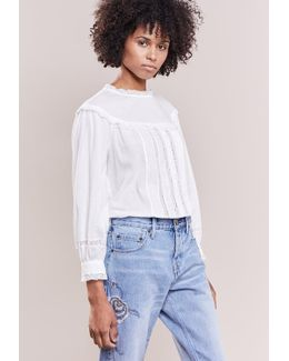 The Whittier Blouse