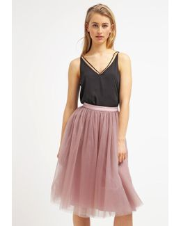 Samina A-line Skirt