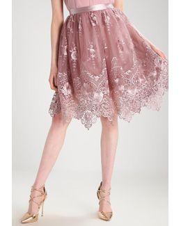 Evelina A-line Skirt