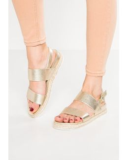 Lacrosse Wedge Sandals