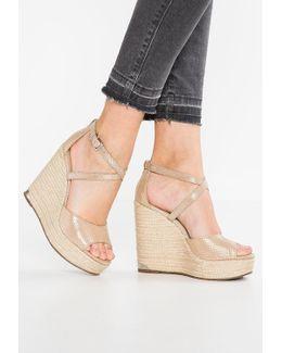 Krystal High Heeled Sandals