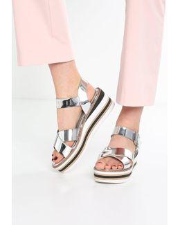 Keegans Wedge Sandals