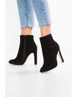 Offguard High Heeled Ankle Boots