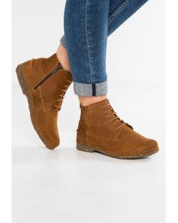 Angkor Lace-up Boots