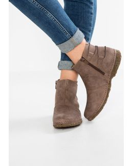 Angkor Ankle Boots