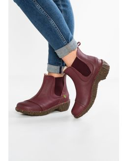 Yggdrasil Ankle Boots