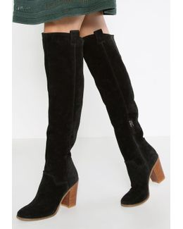 Faye Over-the-knee Boots