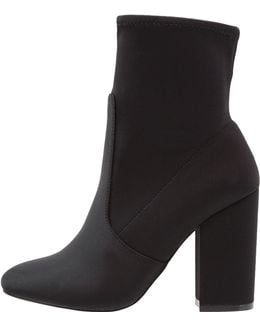Bambi High Heeled Ankle Boots