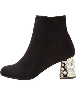 Bevan Ankle Boots
