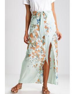 Bri Bri Butterfly Maxi Skirt