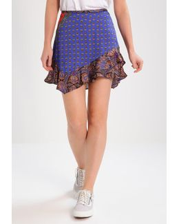 Dance This Way Mini Skirt