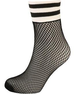 Riot Sport Fishnet Sock Socks