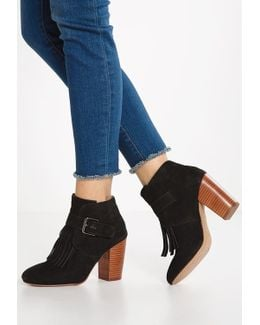 Lyle High Heeled Ankle Boots