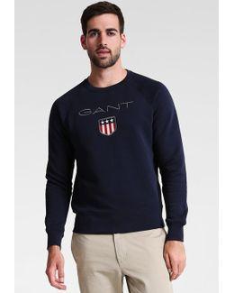 Shield Crew Neck Sweatshirt