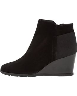 Inspiration Wedge Ankle Boots