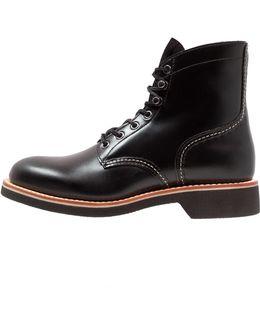 Duxbury Boot Plain Toe Lace-up Boots