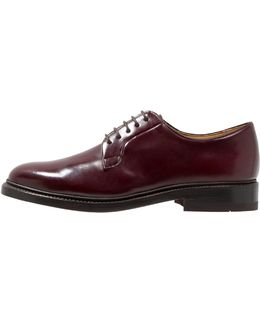 Monogram Derby Smart Lace-ups