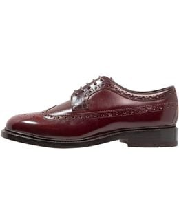 Monogram Brogue Smart Lace-ups