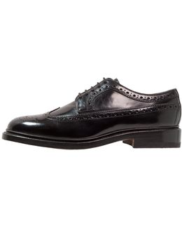 Monogram Brogue Lace-ups