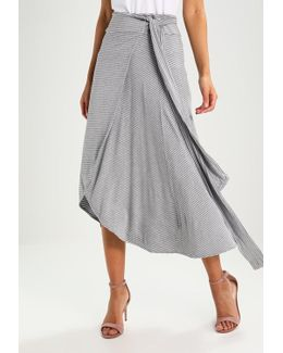 Wrap Novelty Wrap Skirt